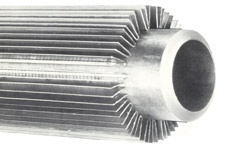 Welded Longitudinal Finned Tube